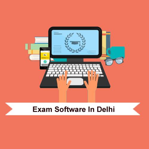 online exam software in delhi