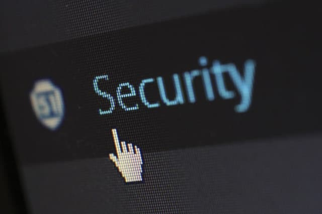 secure data for online testing software